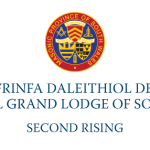 Second degree Risings Issue 1